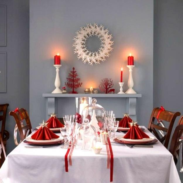 15 Green Christmas Strategies For Holiday Home Decorating In Eco Style