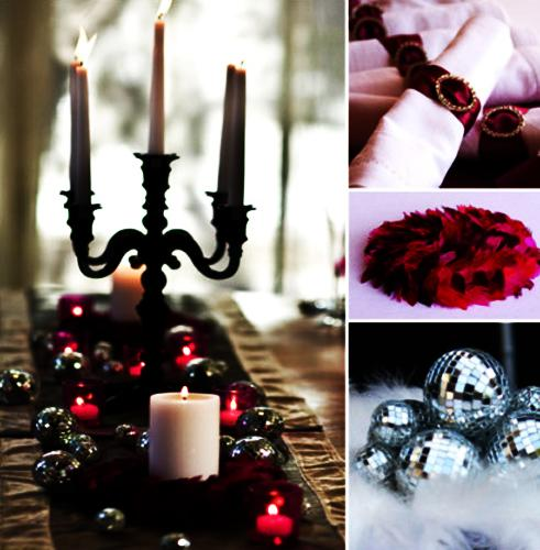 decorating homes for gothic christmas - Gothic Christmas Decorations