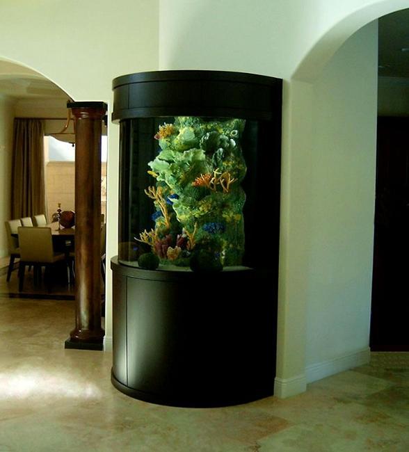Feng Shui for Room with Aquarium, 25 Interior Decorating ...