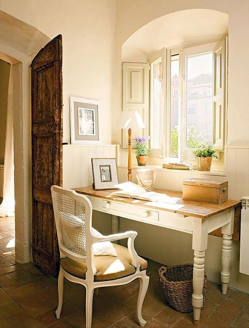 Interior Design Ideas For Home Office: 15 Interior Design Ideas To Stay Healthy In Home Office