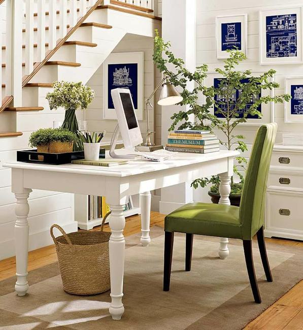 15 Interior Design Ideas To Stay Healthy In Home Office
