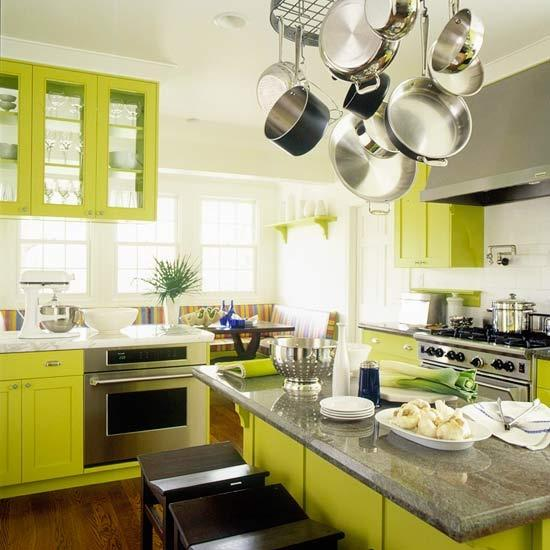 Plants For Kitchen To Decorate It: How To Decorate Kitchen With Green Indoor Plants And Save