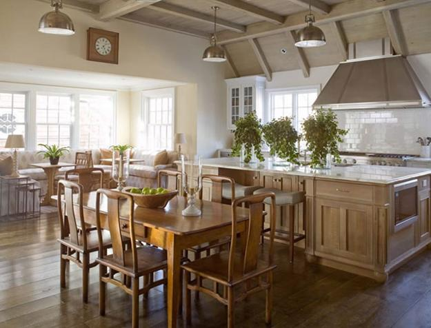 How To Decorate Kitchen With Green Indoor Plants And Save