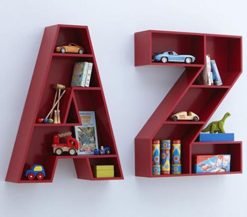 Creative Storage Furniture For Kids Room Design