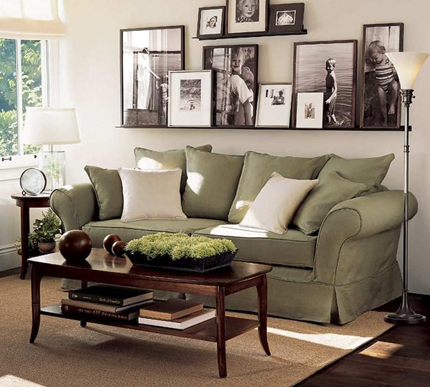 Feng Shui Home, Step 6, Living Room Design and Decorating