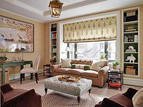 Feng shui home step 6 living room design and decorating - Feng shui living room ideas ...