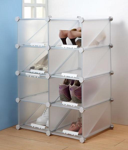 Charmant Modular Storage Furniture And Shoe Organizers