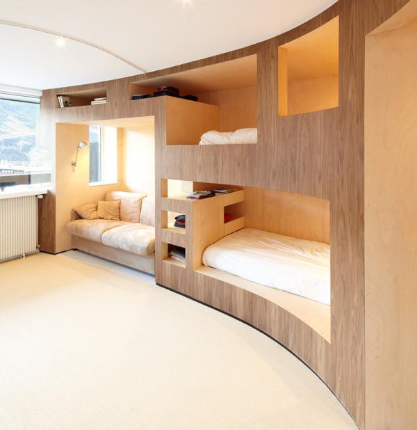 Delightful Kids Bedroom Furniture, Stylish Space Saving Ideas, And Modern Loft Beds