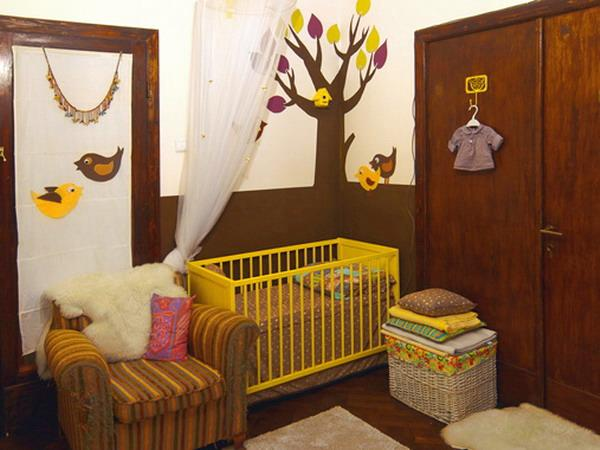 Interior Decorating, From Toddler Room To Teen Quarters