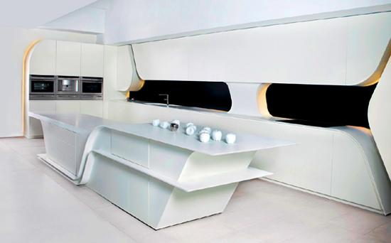 The Art Of Interior Design Futuristic Furniture And Modern