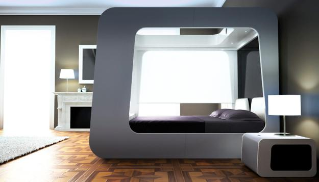 The Art of Interior Design, Futuristic Furniture and Modern ...
