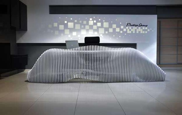 The Art Of Interior Design Futuristic Furniture And