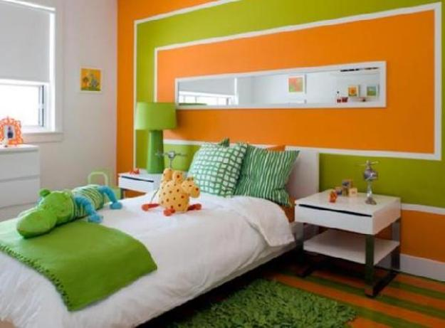 Green Color for Home Decorating with Peaceful and Pleasant ...