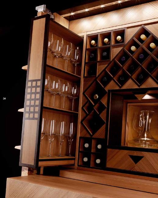 Space Saving Home Bar Furniture Design For Decorating Small Apartments And  Homes