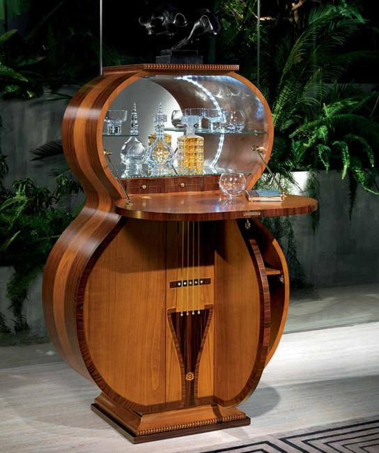 25 Mini Home Bar And Portable Bar Designs Offering: Designer Home Bar Sets, Modern Bar Furniture For Small Spaces