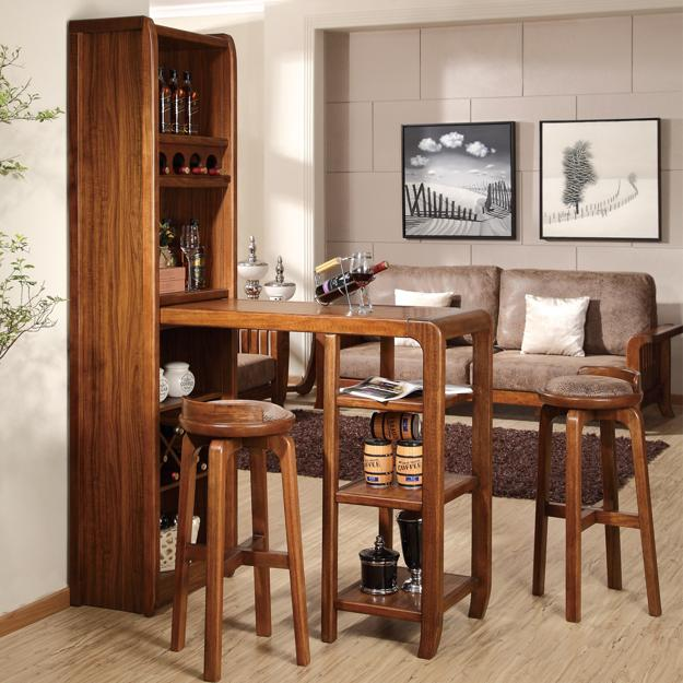 Designer home bar sets modern bar furniture for small spaces - Mini bar in house ...