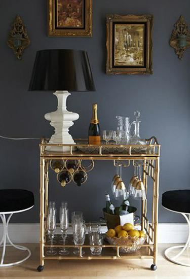 Creative Ideas For Small Rooms: Designer Home Bar Sets, Modern Bar Furniture For Small Spaces