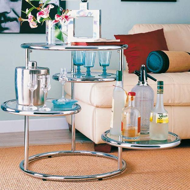 Creative Home Mini Bar Ideas: Designer Home Bar Sets, Modern Bar Furniture For Small Spaces