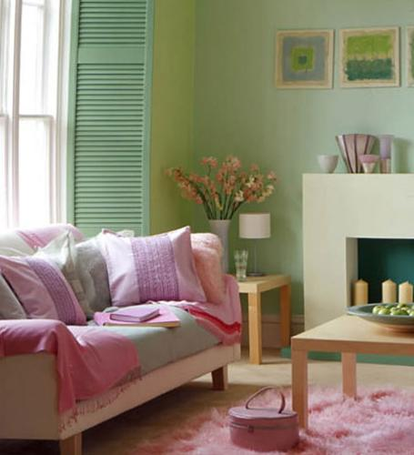 Green Color For Room Decorating Irish Inspirations For Beautiful Interior Design