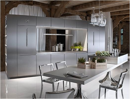 Modern Kitchen Design Simple And Sleek Masterpieces For