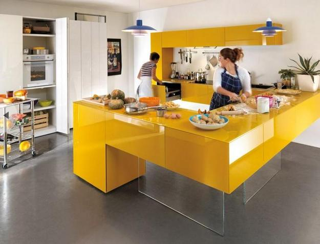 Ergonomic Kitchen Design Amazing Ideas