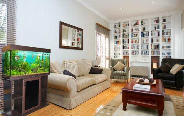 Thinking About Your Room Decor Before Buying Aquarium