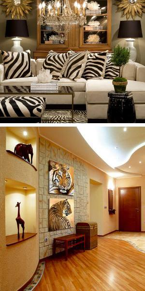 Tiger Year Favorable Home Decor Ideas Food And Clothing With Black Stripes