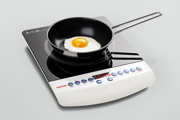 Home Appliances Yellow Silver Cooktop Shows Latest Trends