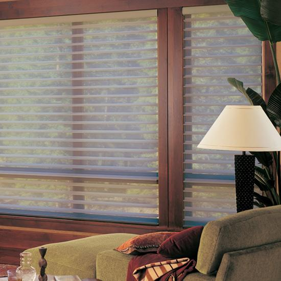 Silhouette Blinds Vs Honeycomb Shades Modern Window