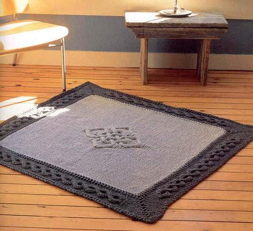 Square Shapes Floor Rug To Feng Shui For Wealth