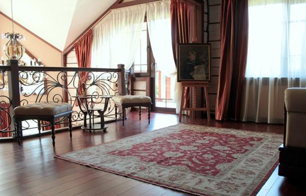 Feng Shui Home With Lucky Rugs And Floor Carpets