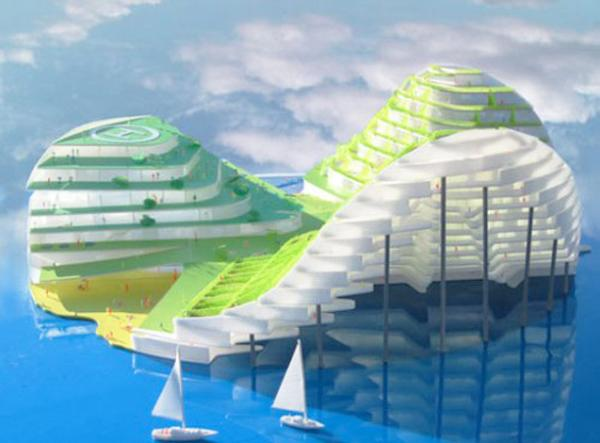 Future Architecture Ideas Urban Sustainab...