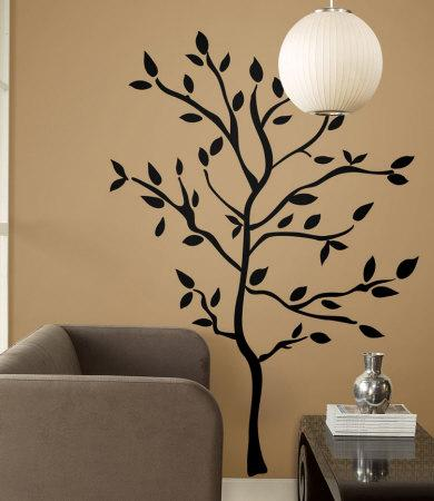 Modern Home Decorating with Wall Stickers, Decals and Vinyl ...