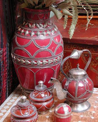 Moroccan Style Decor Accessories