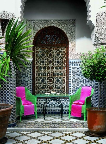 Garden Metal Furniture