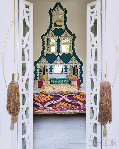 Moroccan Decorations For Home: Moroccan Style Home Decorating, Colorful And Sensual Home