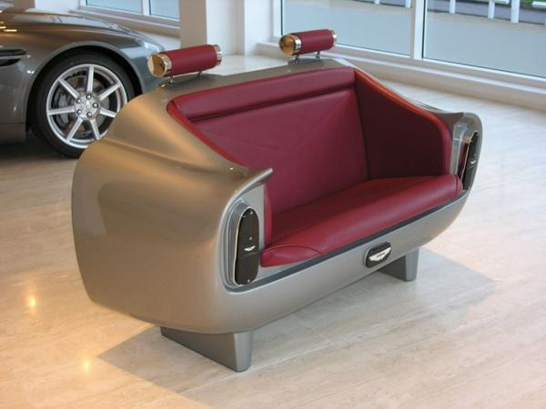 Bright Sofa Recycling Black Leather Car Seats