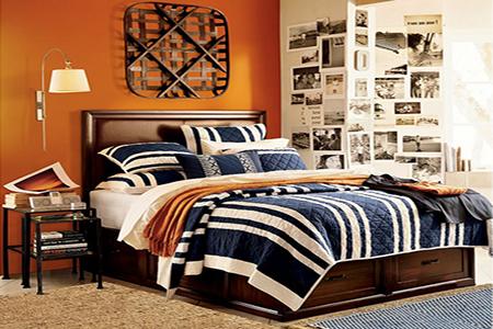 Orange Decorating Ideas, Selecting Colour Schemes
