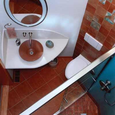 Small Corner Bathroom Sink Delonho. Small Bathroom Corner Sink Ideas   Rukinet com