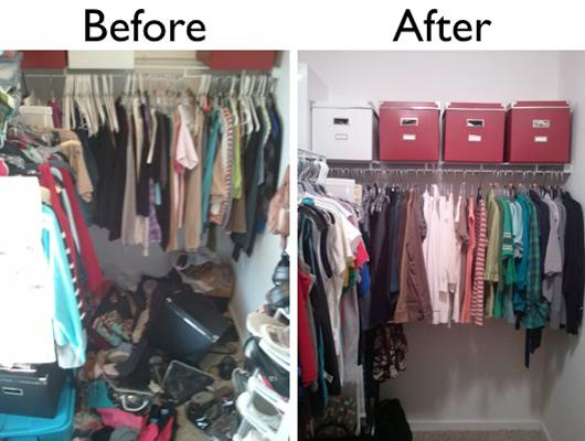 The list of common useless items that clutter your home - Declutter before and after ...