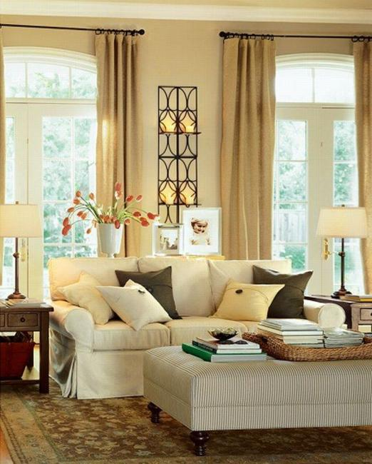 Brown And Cream Interior Color Schemes