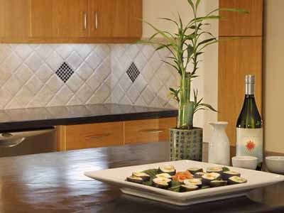 Modern Kitchen Design, Free Of Clutter Kitchen Decorating Ideas To Feng Shui  A Home For Wealth