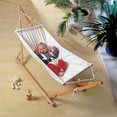 Ergonomic Hammock For Indoor And Outdoor Relaxing