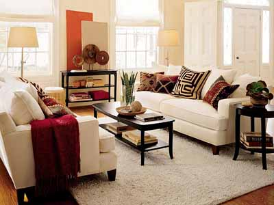 Black White And Red Rooms Modern Living Room Design Ideas Interior Color Schemes With Accents