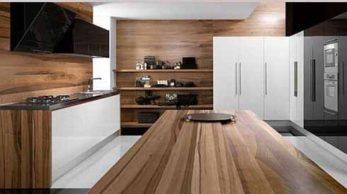 Contemporary Furniture Design Shelves And Wall Decoration Wooden Kitchen Cabinets Modern Trends