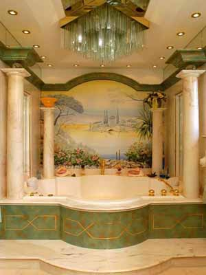 Modern Bathrooms Design Trends Splendor Of Antique Bathroom