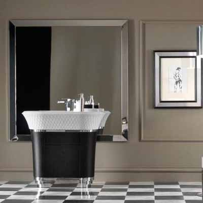 Impressive art deco style modern bathroom design trends for Bathroom ideas art deco