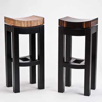 Bon Exotic Wood, Dark Room Decor Colors And Simple Design, Modern Furniture  Design Trends, Contemporary Dining Furniture