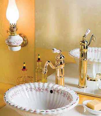 Modern Bathrooms Design Trends, Splendor of Antique Bathroom