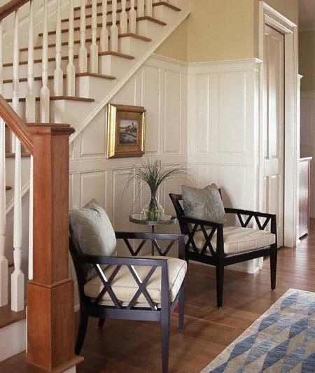Contemporary Foyer Chairs : Modern entryway decorating ideas for universal appeal